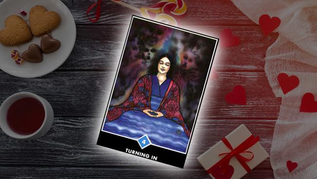 Четвёрка Воды – Обращение Вовнутрь Ошо Дзен Таро в любви и отношениях