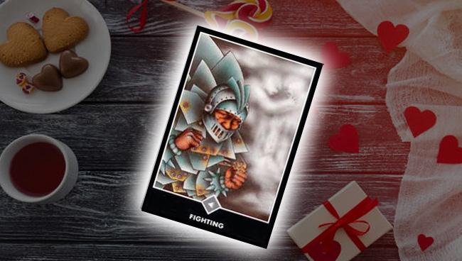 Рыцарь Облаков – Борьба Ошо Дзен Таро: значение в любви