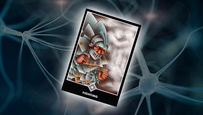 Рыцарь Облаков – Борьба Ошо Дзен Таро: психоэмоциональное состояние