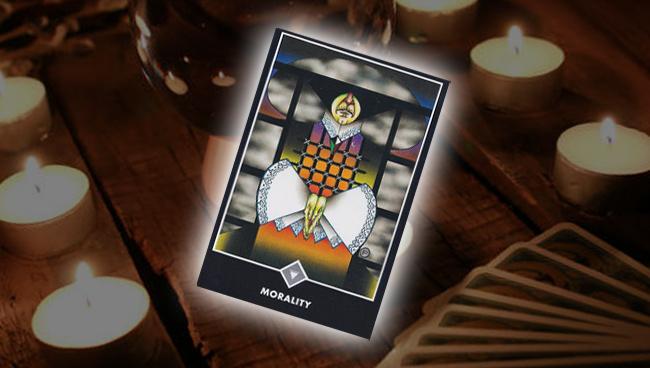 Королева Облаков – Мораль Ошо Дзен Таро: совет карты