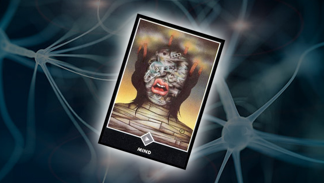 Паж Облаков – Ум Ошо Дзен Таро: психоэмоциональное состояние