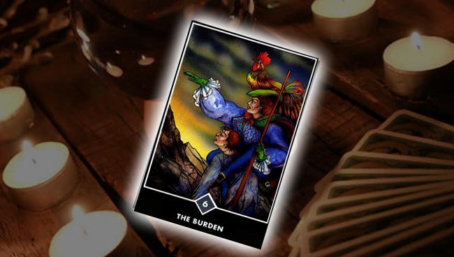 Шестёрка Облаков (Бремя) Ошо Дзен Таро: эзотерическое значение карты