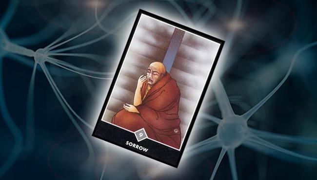 Девятка Облаков (Печаль) Ошо Дзен Таро: психоэмоциональное состояние