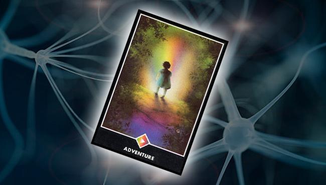 Паж Радуги (Приключение)  Ошо Дзен Таро:  психоэмоциональное состояние