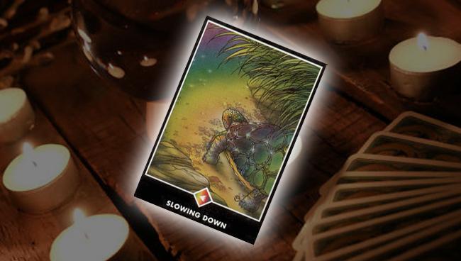 Рыцарь Радуги (Замедление) Ошо Дзен Таро: эзотерическое значение карты