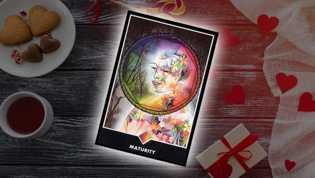 Туз Радуги (Зрелость) Ошо Дзен Таро: значение в любви