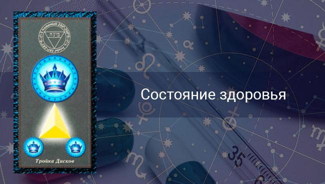 Состояние здоровья Козерогов в ноябре 2020