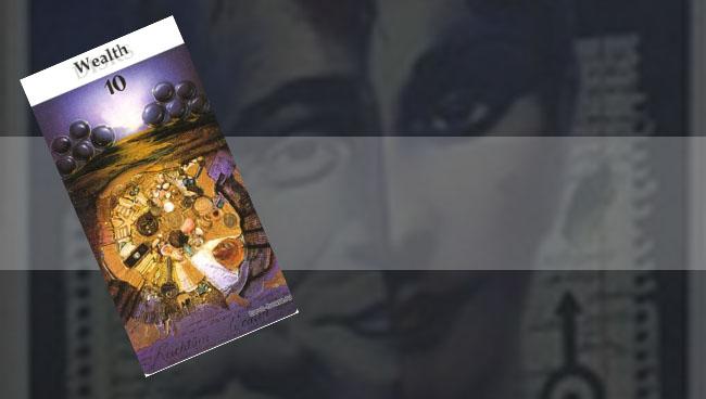 Таро Рериха 10 Дисков