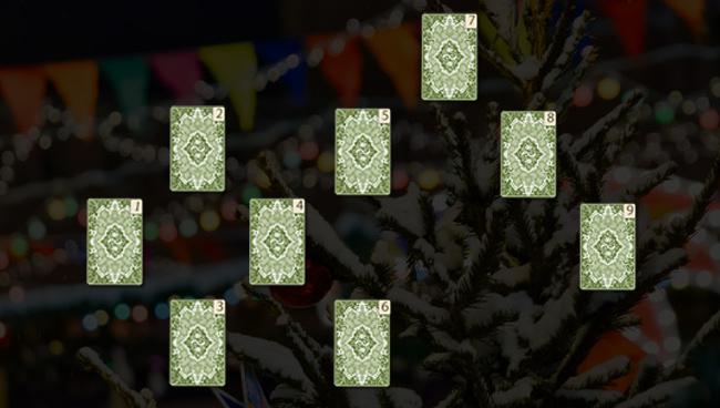 Гадание на картах Таро «Рождественская история»