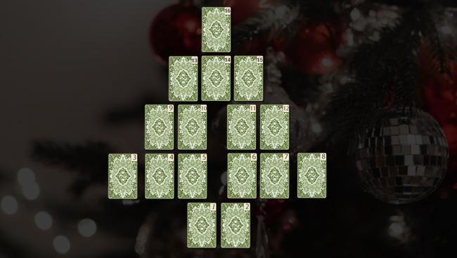 Годовой расклад на Таро «Новогоднее дерево»