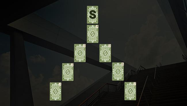 Гадание на картах Таро «Лестница пути»