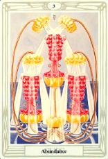 Тройка Кубков (Чаш)